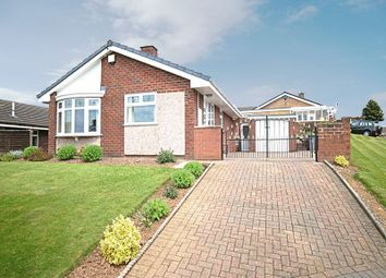 Thumbnail 2 bed detached bungalow for sale in Masefield Road, Blurton, Stoke-On-Trent