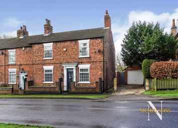 Thumbnail 3 bed cottage for sale in Green Road, Gringley-On-Hill, Nottinghamshire