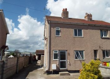 Thumbnail 2 bed semi-detached house for sale in San Remo Avenue, Towyn, Abergele, Conwy