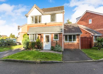 Thumbnail 3 bed detached house for sale in Dudley Road East, Tividale, Oldbury
