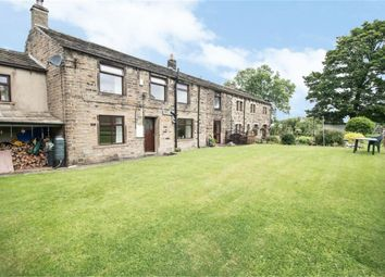 Thumbnail 4 bed semi-detached house for sale in Linfit Lane, Kirkburton, Huddersfield, West Yorkshire