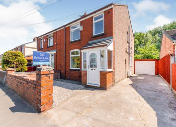 Thumbnail 3 bed semi-detached house for sale in Mill Lane, St. Helens, Merseyside