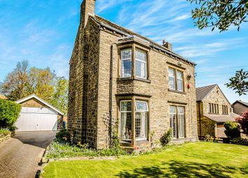 Thumbnail 3 bedroom detached house for sale in Kaye Lane, Almondbury, Huddersfield