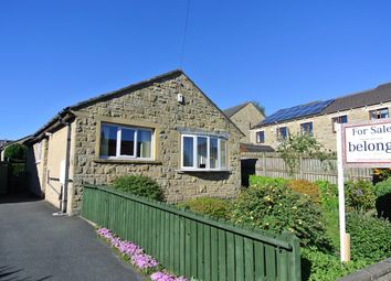 Thumbnail 2 bed detached bungalow for sale in Stony Lane, Honley, Holmfirth