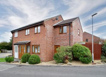 Thumbnail 3 bed semi-detached house for sale in Gould Close, Street