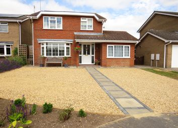 Thumbnail 3 bed detached house for sale in Bramble Walk, March