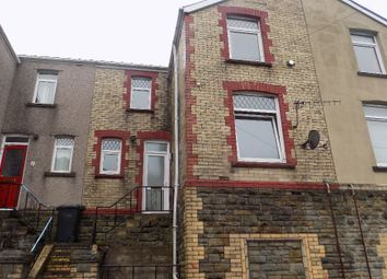 Thumbnail 3 bed terraced house for sale in Vivian Street, Abertillery