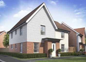 "Thumbnail 4 bedroom detached house for sale in ""Lincoln"" at London Road, Allington, Maidstone"