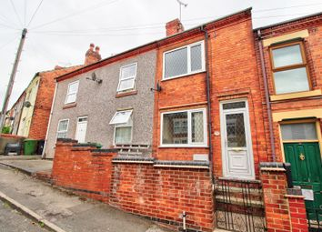 Thumbnail 2 bed terraced house for sale in Gladstone Street, Heanor, Derbyshire