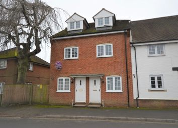 3 bed end terrace house for sale in West Street, Farnham, Surrey GU9