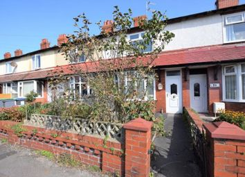 Thumbnail 2 bed terraced house for sale in Ellesmere Road, Blackpool