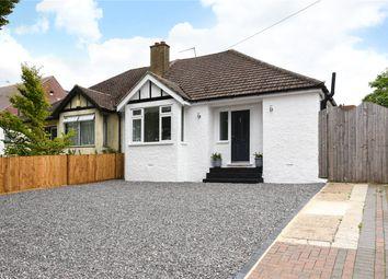 Thumbnail 2 bed semi-detached bungalow for sale in Lambert Road, Banstead, Surrey