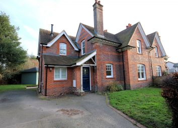 Thumbnail 4 bed semi-detached house to rent in Mill Road, Nettlebed, Henley-On-Thames