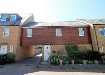 Thumbnail 2 bed town house for sale in Saxton Close, Grays