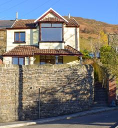 Thumbnail 3 bed semi-detached house for sale in High Street, Treorchy