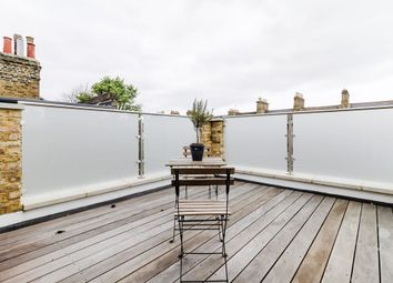 Thumbnail 1 bedroom flat for sale in Sandmere Road, London