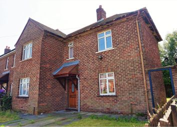 Thumbnail 3 bedroom end terrace house for sale in Grizedale Crescent, Preston