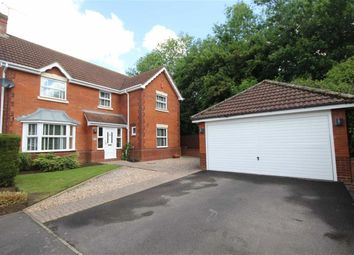 Thumbnail 4 bed detached house for sale in Kenwin Close, Stratton, Wiltshire