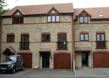 Thumbnail 3 bed town house to rent in Old School Court, Heage, Belper