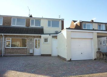 Thumbnail 3 bed semi-detached house to rent in Tegfan, Pontyclun