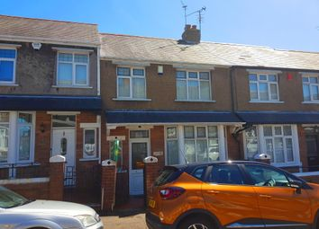 Thumbnail 3 bed property to rent in Maes-Y-Cwm Street, Barry