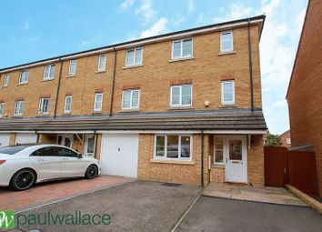 Thumbnail 4 bed end terrace house for sale in Michigan Close, Broxbourne