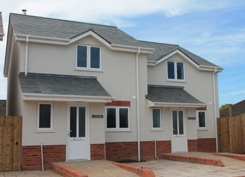Thumbnail 3 bed semi-detached house for sale in London Road, Rockbeare, Exeter