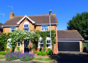 Thumbnail 4 bed detached house for sale in Redwing Close, Bishopton, Stratford-Upon-Avon