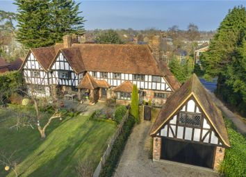 Wycombe Road, Prestwood, Great Missenden, Buckinghamshire HP16. 6 bed detached house for sale