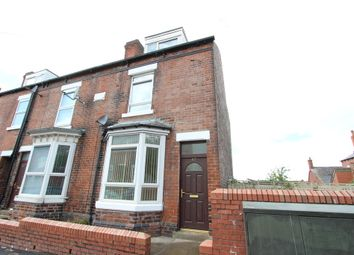 Thumbnail 4 bed end terrace house to rent in Balfour Road, Sheffield