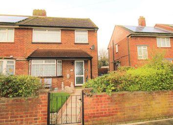 3 bed semi-detached house for sale in Rushdene Crescent, Northolt, Middlesex UB5