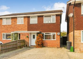 Thumbnail 3 bed end terrace house for sale in Mill Reef Close, Thatcham