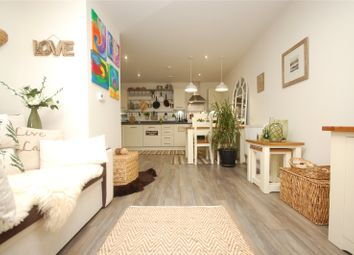 Thumbnail 1 bedroom flat for sale in Chapel Court, Crown Drive, Romford, Essex