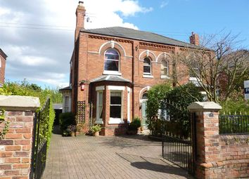 Thumbnail 5 bed semi-detached house for sale in Abbey Park Road, Grimsby