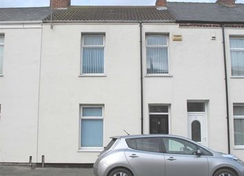 Thumbnail 3 bed terraced house to rent in Bowes Street, Blyth