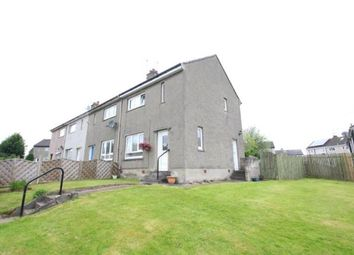 Thumbnail 2 bed end terrace house for sale in Lochlea Road, Busby, Glasgow, East Renfrewshire