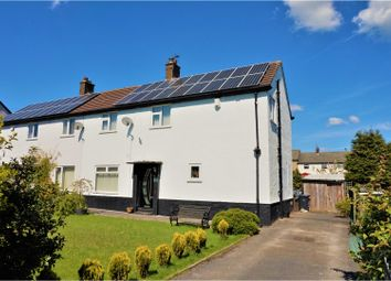 Thumbnail 3 bedroom semi-detached house for sale in Occupation Lane, Halifax