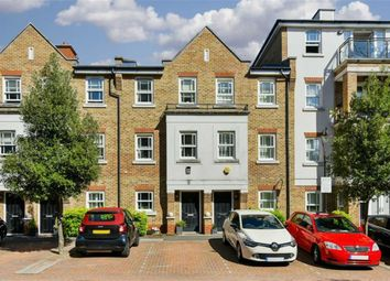 3 bed town house for sale in Bader Way, Roehampton, London SW15