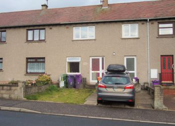 Thumbnail 3 bed terraced house for sale in Dundas Park, Brechin