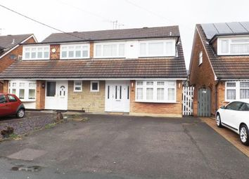 Thumbnail 4 bed semi-detached house for sale in Bromfords Drive, Wickford