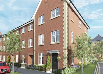 "Thumbnail 4 bed end terrace house for sale in ""The Greystoke"" at The Ridgeway, Enfield"
