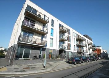 Thumbnail 1 bed flat for sale in Brittany Street, Plymouth, Devon