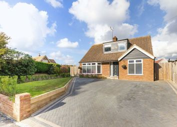 Thumbnail 4 bed detached house for sale in Hill Drive, Eastry, Sandwich