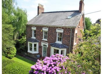 Thumbnail 6 bed detached house for sale in Manley Road, Frodsham