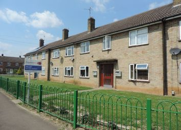 Thumbnail 1 bedroom flat to rent in Mendip Grove, Gunthorpe, Peterborough