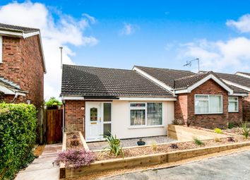Thumbnail 2 bed semi-detached bungalow for sale in Ridgeway, Stowmarket