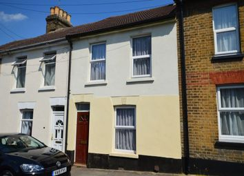 Thumbnail 2 bed terraced house to rent in Thomas Street, Rochester