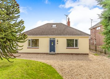 Thumbnail 2 bed detached bungalow for sale in High Road, Weston, Spalding