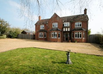 Thumbnail 5 bed detached house for sale in Southend Lane, Northall, Buckinghamshire