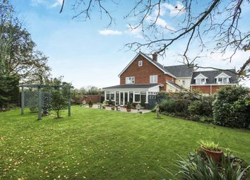 Thumbnail 6 bed detached house for sale in Mill Street, Gislingham, Eye, Suffolk